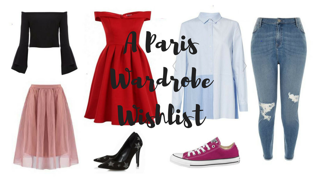 paris wardrobe wishlist