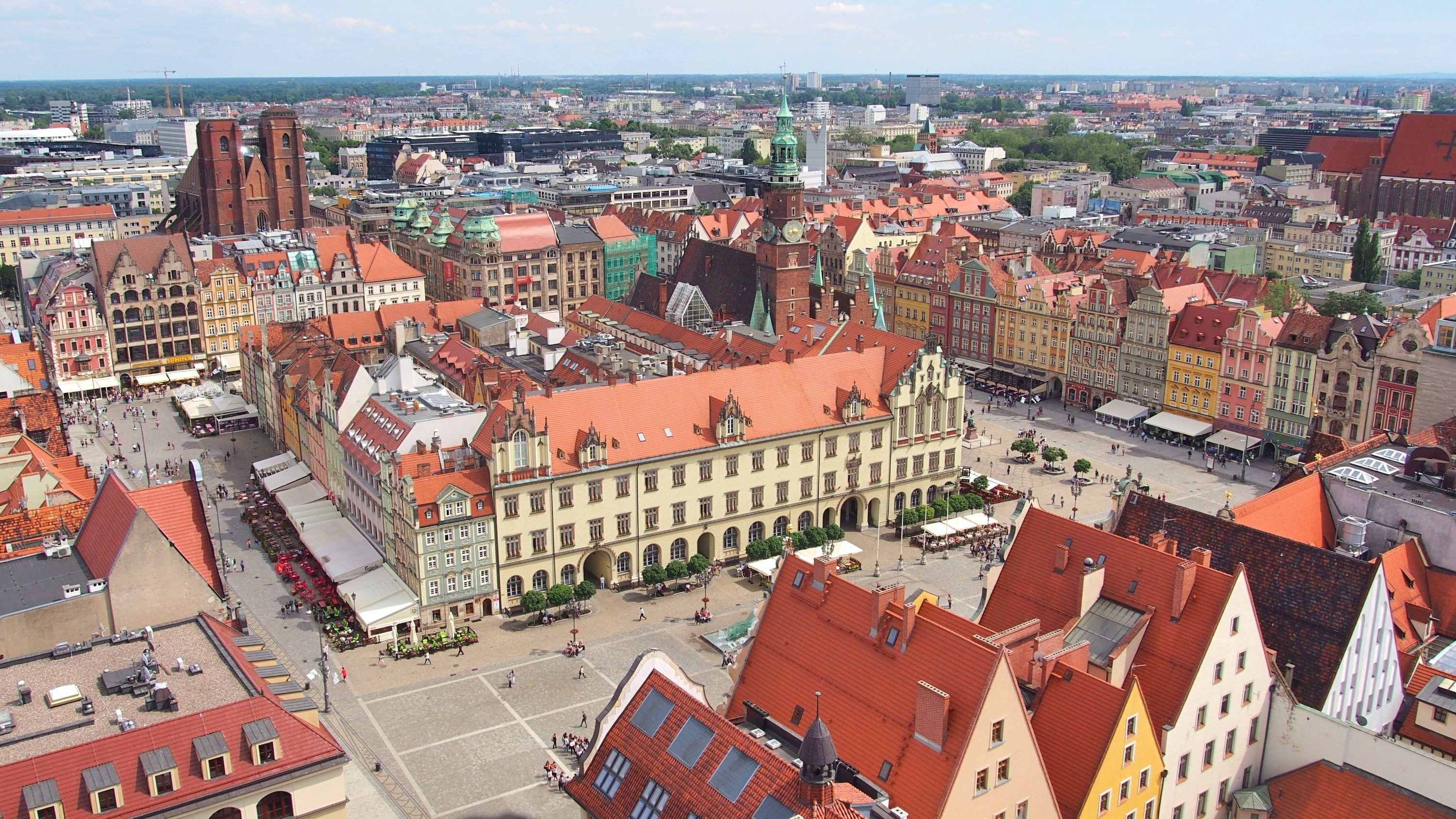How to Book a Cheap Getaway to Wroclaw for the Christmas Markets