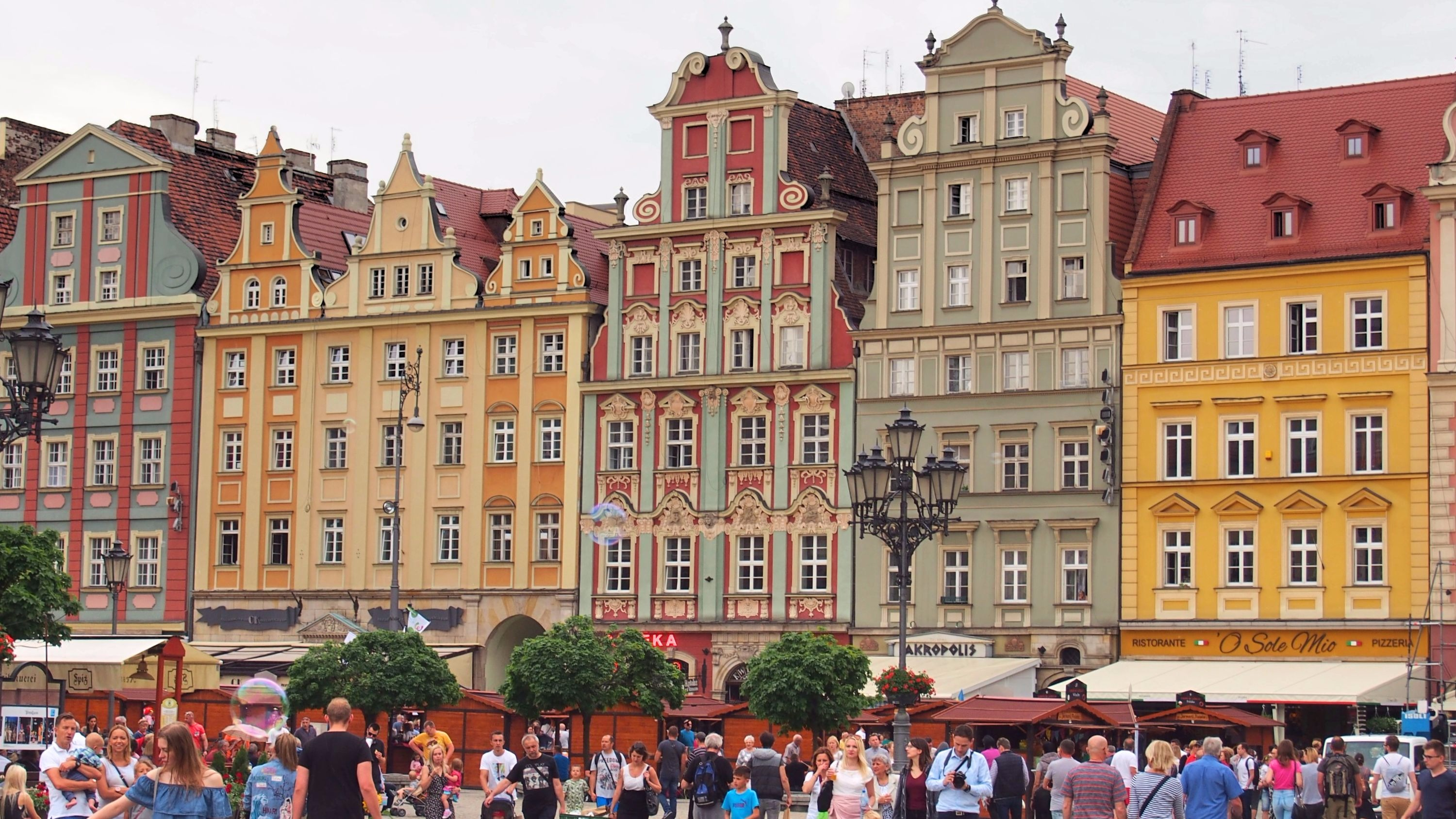 7 Reasons Wroclaw Should be your Next City Break