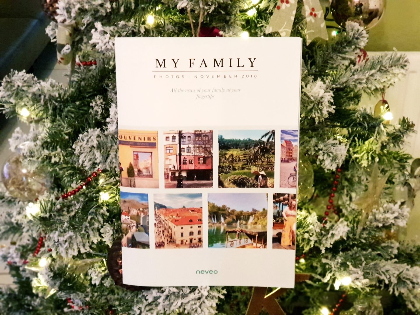 The Perfect Gift For Travel Lovers To Give To Their Family This Christmas | Neveo | Travel