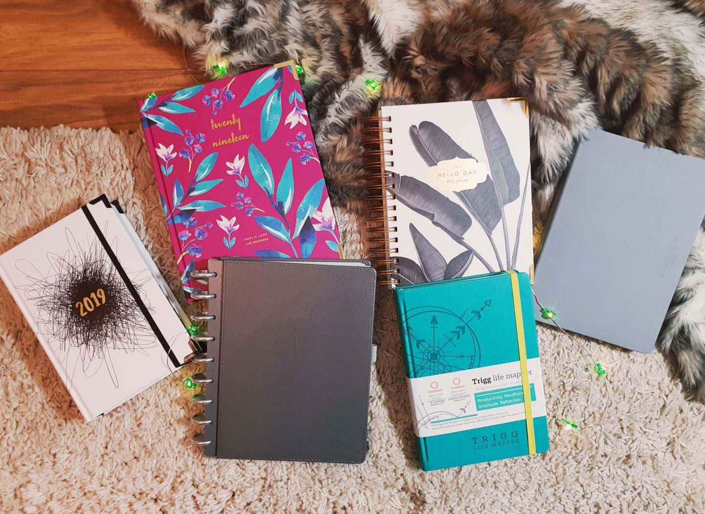 6 2019 Planners That Are PERFECT For Bloggers | Blogging Tips