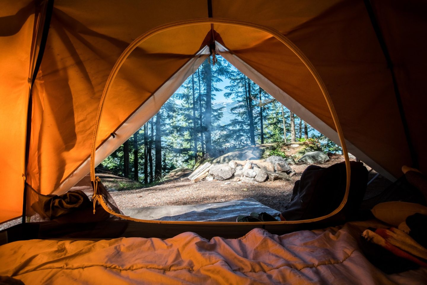Top Tips For Camping Whilst Plus Size