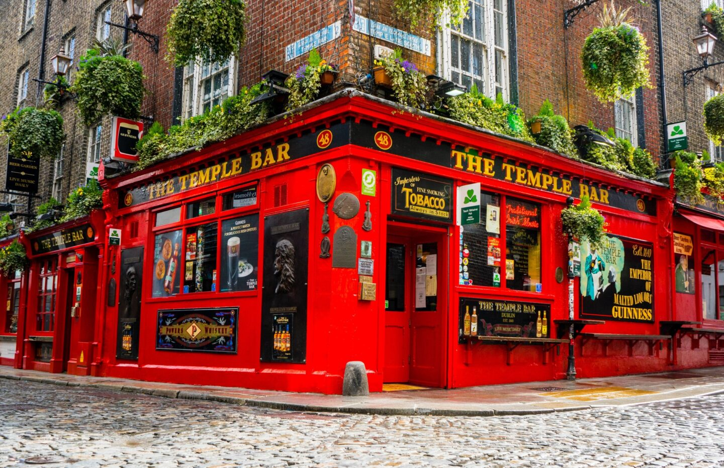 5 Things I'd Do On A Trip To Dublin
