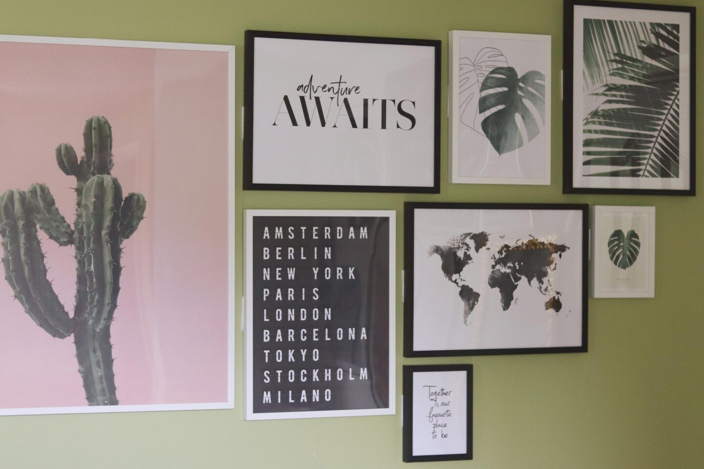 Keeping My Love Of Travel Alive Through My Home Interiors